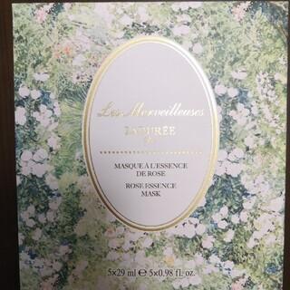レメルヴェイユーズラデュレ(Les Merveilleuses LADUREE)の【ラデュレ】ローズエッセンスマスク(パック/フェイスマスク)