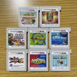 ニンテンドウ(任天堂)の3dsソフト スマブラなど(携帯用ゲームソフト)
