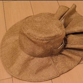 シマムラ(しまむら)のみゃんこ様専用 帽子 ハット 日除け(ハット)