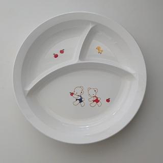 ファミリア(familiar)のファミリア ベビー食器 ワンプレート 離乳食(離乳食器セット)