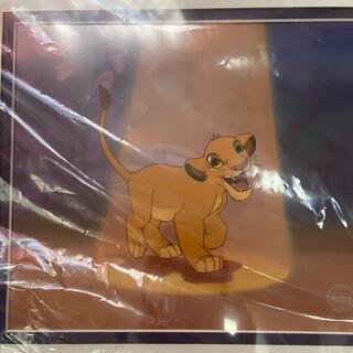 ディズニー(Disney)のライオンキング セル画(絵画/タペストリー)