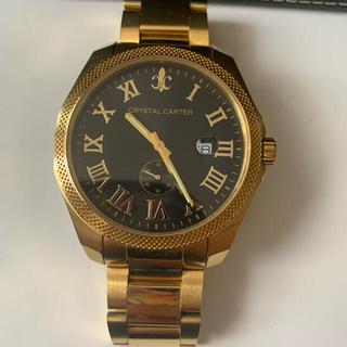 アヴァランチ(AVALANCHE)のアバランチ クリスタルカーター時計(腕時計(アナログ))