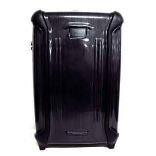 トゥミ(TUMI)のTUMI(トゥミ) 28000D ダークグレー×黒(スーツケース/キャリーバッグ)