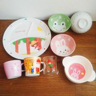 子供用食器セット(食器)