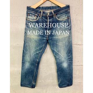 ウエアハウス(WAREHOUSE)のWAREHOUSE LOT800 セルビッチデニム!日本製!赤耳! (デニム/ジーンズ)