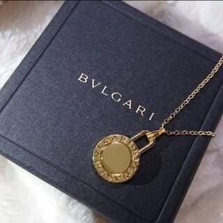 ブルガリ(BVLGARI)の【正規 未使用】BVLGARI ゴールド チャーム ネックレス ペンダント(ネックレス)