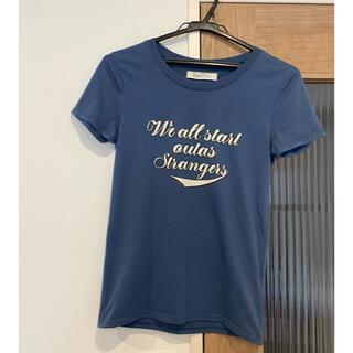 ダズリン(dazzlin)のダズリン デニムブルーTシャツ(Tシャツ(半袖/袖なし))