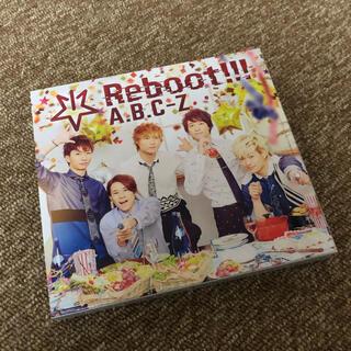 A.B.C.-Z - A.B.C-Z Reboot!!! 初回限定5周年Anniversary盤