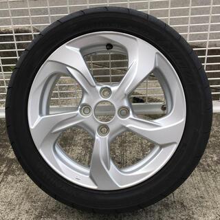 ホンダ(ホンダ)のホンダ S660 純正 フロントタイヤ&ホイールセット (15インチ)1本のみ (タイヤ・ホイールセット)