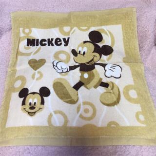 ミッキーマウス(ミッキーマウス)のミッキーマウス ハンドタオル(タオル/バス用品)
