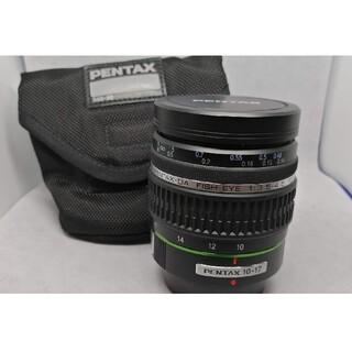 ペンタックス(PENTAX)のsmcPENTAX DA10-17mm FISHEYE(レンズ(ズーム))