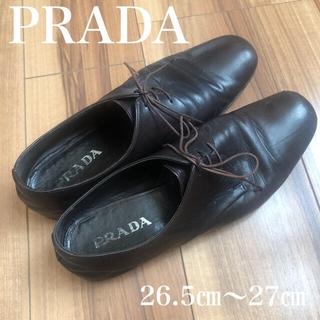 プラダ(PRADA)の【最終値下げ!!】PRADA ビジネスシューズ(ドレス/ビジネス)