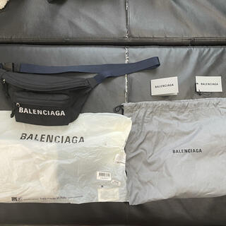 バレンシアガ(Balenciaga)のバレンシアガ ボディバッグ BALENCIAGA ウエストポーチ(ボディーバッグ)