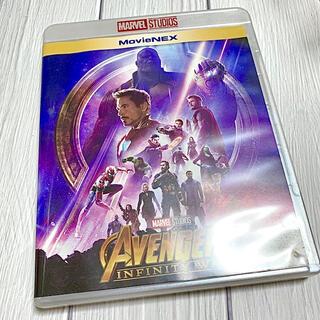 マーベル(MARVEL)のアベンジャーズ インフィニティウォー DVD Blu-ray IW(外国映画)