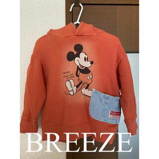 ブリーズ(BREEZE)のパーカー(ジャケット/上着)