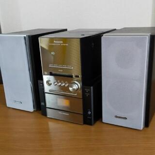 パナソニック(Panasonic)のCDコンポ パナソニックCDコンポ(その他)