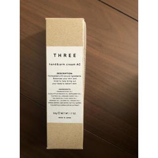THREE - THREE ハンド&アーム クリーム AC R