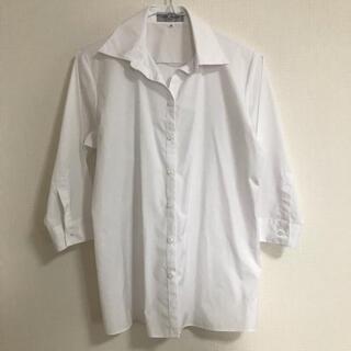 アオキ(AOKI)のレディース 7分袖ワイシャツ 13号(シャツ/ブラウス(長袖/七分))