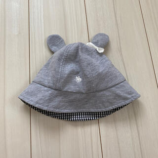 シマムラ(しまむら)のPOLO baby帽子(帽子)