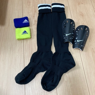 NIKE - ナイキのシンガード Sサイズ ヒマラヤの靴下