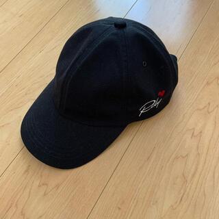 サンダイメジェイソウルブラザーズ(三代目 J Soul Brothers)のキャップ 帽子 RILY 今市隆二 黒(キャップ)