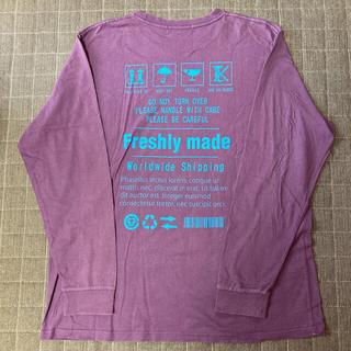 スピンズ(SPINNS)のスピンズ  ロンT アバンティーズエイジ動画着用(Tシャツ(長袖/七分))