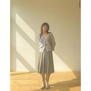 スタイルナンダ(STYLENANDA)のクラシックチェックプリーツスカート(ひざ丈スカート)
