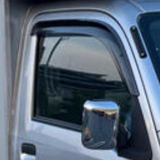 ダイハツ - ハイゼットトラック S500p ドアバイザー左右