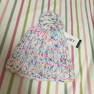 ロキシー(Roxy)のロキシー♡スノボ♡ニット帽(ウエア/装備)