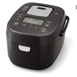 アイリスオーヤマ - アイリスオーヤマ IH炊飯器 5.5合 ブラック
