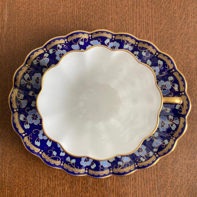 NIKKO(ニッコー)のNIKKO コーヒーカップ ソーサー ボーンチャイナ インテリア/住まい/日用品のキッチン/食器(グラス/カップ)の商品写真