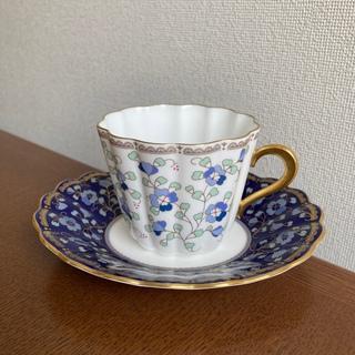 ニッコー(NIKKO)のNIKKO コーヒーカップ ソーサー ボーンチャイナ(グラス/カップ)