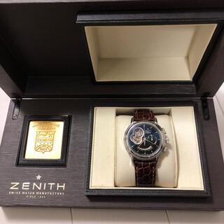 ZENITH - ゼニス ZENITH クロノマスター Tオープン40mm