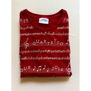 ジャニーズ(Johnny's)のQUATETTO Tシャツ(アイドルグッズ)
