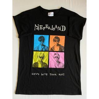 ジャニーズ(Johnny's)のNEVERLAND Tシャツ(アイドルグッズ)