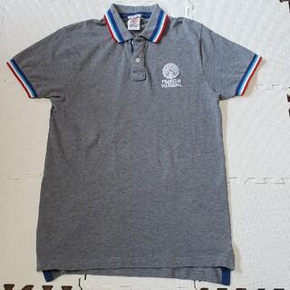 フランクリンアンドマーシャル(FRANKLIN&MARSHALL)のフランクリンマーシャル 刺繍ロゴ 半袖ポロシャツ(ポロシャツ)