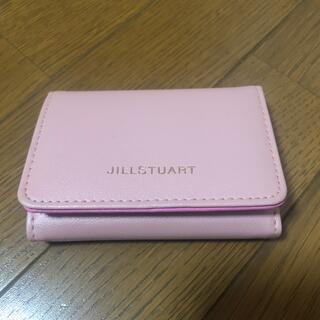 ジルスチュアート(JILLSTUART)のジルスチュアート 財布 三つ折り 付録(折り財布)