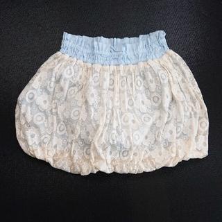 ハッカキッズ(hakka kids)のハッカキッズ バルーンスカート 110(スカート)