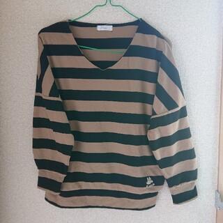 ディズニー(Disney)のミニー 長袖Tシャツ(Tシャツ(長袖/七分))