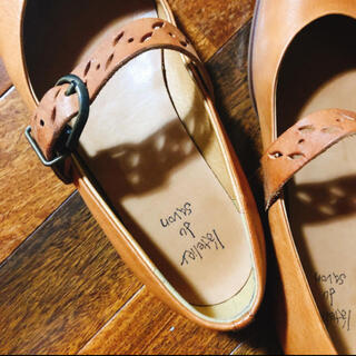 アトリエドゥサボン(l'atelier du savon)のアトリエドゥサボン 革靴 新品未使用(ローファー/革靴)