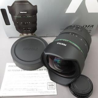 PENTAX - ペンタックス HD D FA15-30mm F2.8SDM