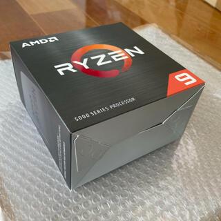 AMD Ryzen 9 5950X 国内正規品 box(PCパーツ)
