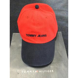 トミー(TOMMY)のTOMMY JEANS CAP(キャップ)
