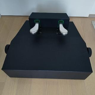 ピアノ補助ペダル AX-100 キャリングケース(ソフトケース)付(ピアノ)