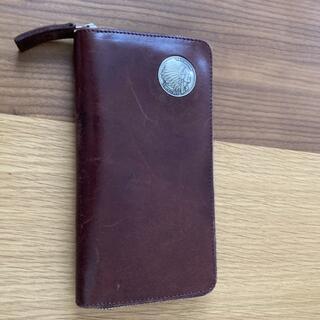 レッドムーン(REDMOON)のレッドムーン 財布(長財布)