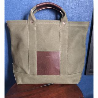 【Hender Scheme】campus bag small khaki