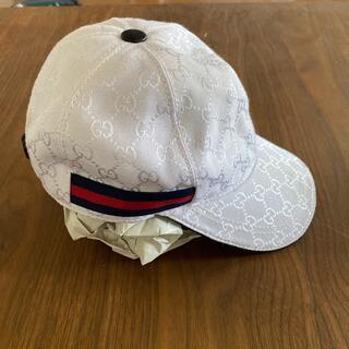 グッチ(Gucci)のGUCCI 帽子(キャップ)