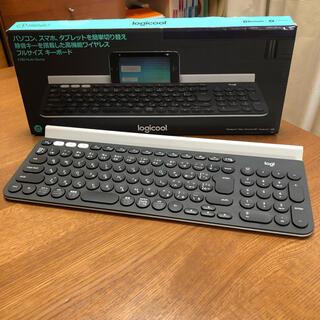 ロジクール  マルチデバイス対応キーボード K780(PC周辺機器)