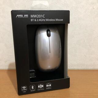 ASUS 2.4GHz&Bluetooth両対応ワイヤレスマウス(PC周辺機器)