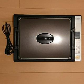 パナソニック(Panasonic)のパナソニック KZ-HP1000 ホットプレート KZ-T1K 天ぷら鍋付(ホットプレート)